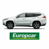 Full Size 4WD for Hire from Europcar at Ningaloo Reef