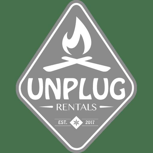 Logo for Unplug Rentals