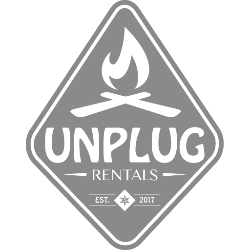 Logo for Unplug Rentals