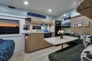 Avan Aspire 555 Pop-Top Caravan for Hire in Exmouth, Western Australia